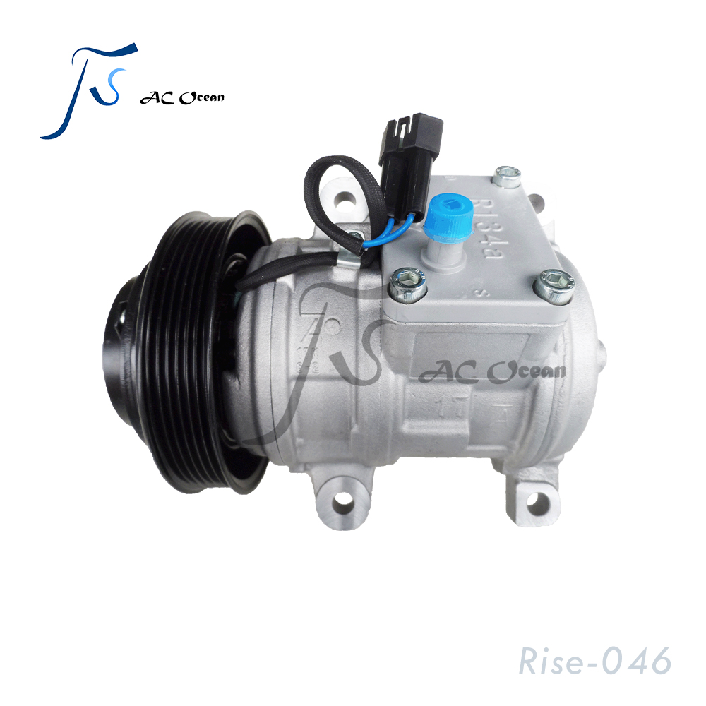 10PA17K <strong>AC</strong> <strong>Compressor</strong> For Car 12V 6PK 146mm 4677039