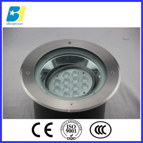 AC100V-240V 14W DMX512 RGBW led outdoor inground light solar magic garden lights