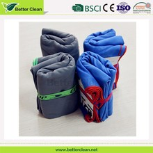 China factory softable foldable personal use microfiber sports quick dry wholesale yoga towel