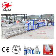 PVC water strip production line, PVC soft and hard seal strip coextrusion machine line, Magnetic pvc profile extruder machine