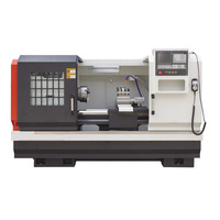 CK6152E FLAT BED CNC LATHE MACHINE