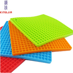 Kitchen Holders Anti-slip Silicone Baking Hot Pan Pot Mat