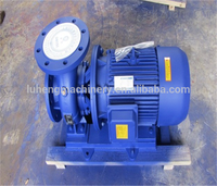ISW Jockey pipeline pump