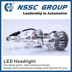 auto modification LED HID xenon ballast canbus headlight for H4 H8 H13 9005 9007 HB2 HB4