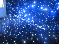 HI-COOL 2016 led star curtain,led star cloth ,star drop show led star curtain
