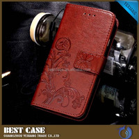 New Trending Products Leather Flip Case For Sony Xperia T2 Ultra Cellphone Case Cover