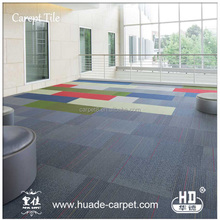 Printing Nylon Chinese Multi-level Loop Carpet Tile Manufacturers