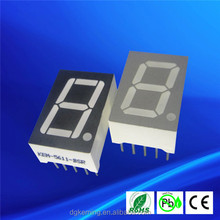 0.56 inch miniature led display ,1 digit led display