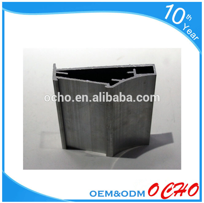 Extruded Aluminium Alloy Profiles Aluminium Tube