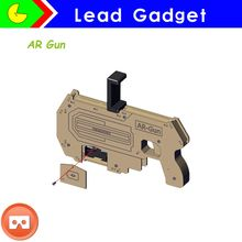 2017 New Design game player-Bluetooth AR Gun for the mobile phone