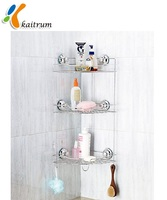 Stainless Steel Wire Basket Bathroom Accessories with Suction Cup