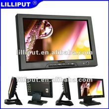 "Lilliput 10.1"" with SDI, HDMI & YPbPr Input Small LCD Monitor HDMI on Camera"