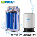 Taiwan Factory 5-Stage Commercial RO Filtration Water Purifier