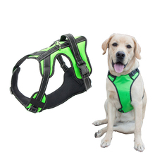 High Quality Adjustable Reflective Pet Dogs Harness Vest Breathable for Large, Medium Dogs
