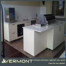 2018 Vermont Customized Outdoor Barbecue Kitchen Australia Furniture Stainless Steel Outdoor Kitchen Cabinets