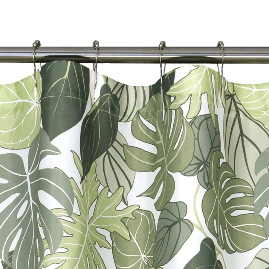 Curtain Plants Shower Curtains