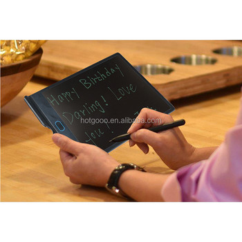 Langder LCD Memo Board Paperless Writing Pad Ewriter For Office