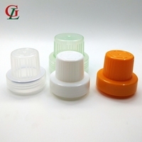 High quality laundry detergent bottle cap, plastic screw cap cover, cleaning bottle cap