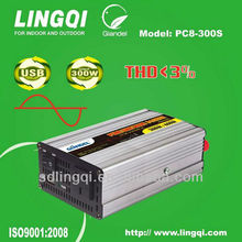 El inversor 300W off-grid pure sine wave inverter