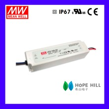 Original MEAN WELL LPV-100-48 Model single output waterproof Led Driver power supply