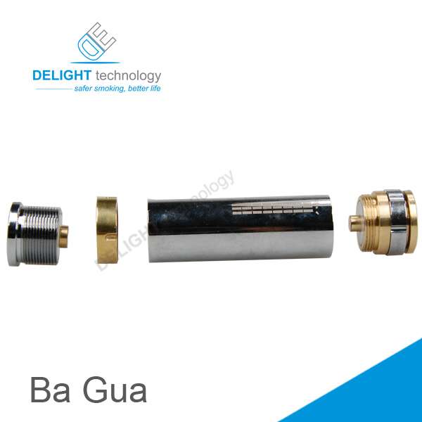 New promotion Ba gua/ Chi you mod electronic cigarette mech steel ba gua mod