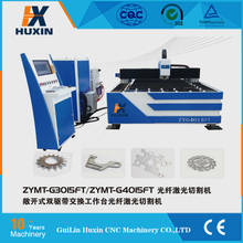 Fiber tube laser cutter / 4000W cutting machine manufacturers