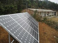 2kw 3kw 5KW 8kw price solar panel 300w for South Africa use / 10KW solar power supply system