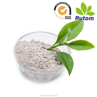 Organic seabird guano powder fertilizer, rock phosphate