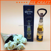 Best fantastic gifts liquid bottle shape beer opener