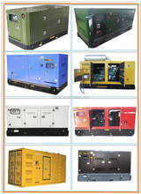 2015 Trade Assurance 1000kw containerized power generators for mining