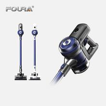 FOURA rechargeable cordless stick and handheld 2 in 1 <strong>vacuum</strong> cleaner