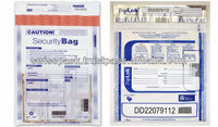 PVC Small Secure Courier packaging Bag