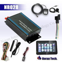 3G gps tracker camera with 5 inch gps navigation