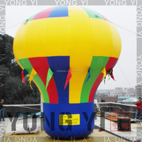 inflatable ground balloons advertising balloon