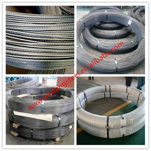 PC steel strand / PC steel bar / PC steel wire