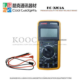 KOOCU DT9205A Multimeter Digital