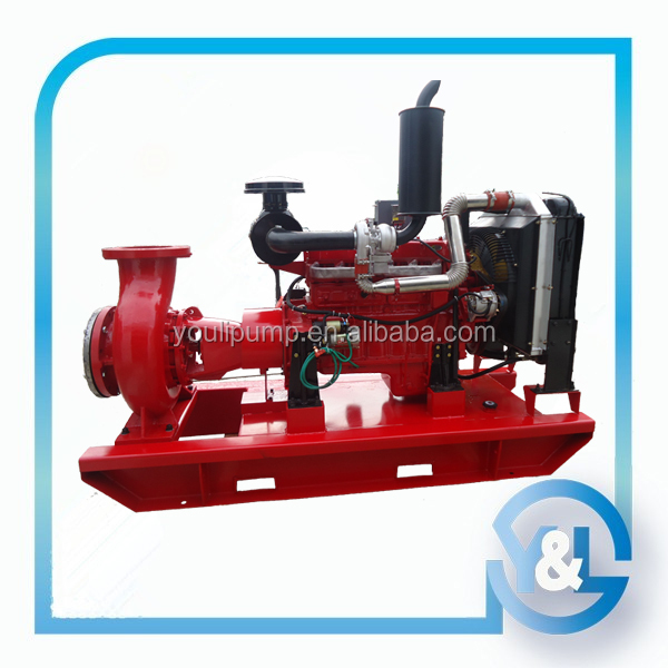cast iron/stainless steel diesel engine centrifugal water pump, industrial water pumps for sale