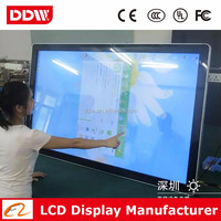 42 inch touch screen advertising player