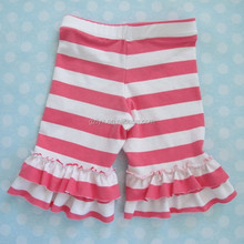 Lovely baby girls wholesale icing pants and sew sassy ruffles leggings