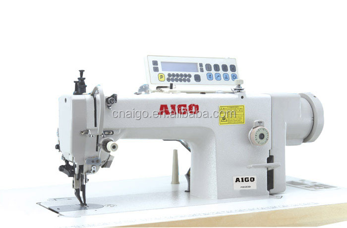 Used second hand japan Lockstitch Industrial Sewing Machine with oil tank in good condition with large quantity