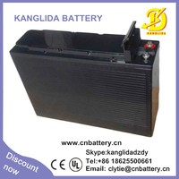 12v 180 ah rechargeable front terminal sealed lead acid solar battery
