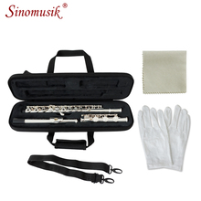 hot sale factory price woodwind instrument Bb Flute for sale