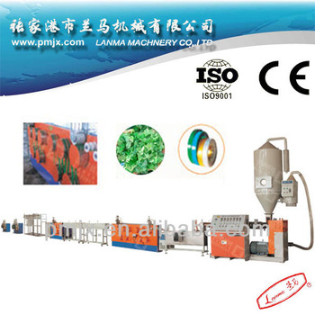 Plastic Packaging Strap Making Machine