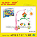 Hot Sell Baby Bell with Mobile,Rolling Bell With Music