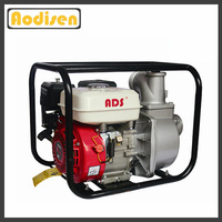 "hand starting operation agricultural irrigation ce approved 3"" gasoline water pump philippines"