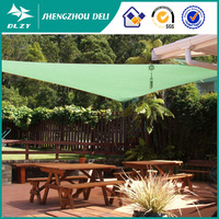 China supplier Green Rainproof glass awnings canopies