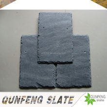 grey color roof decoration material synthetic slate roofing