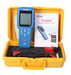 New X200 key programmer X200 Scanner X200 Oil Reset Tool X-200 Airbag Reset Tool X200 OBD2 Code Reader Update Online