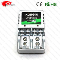 KonGin KC-262a Ni-Mh/Ni-Cd AA/AAA 9V battery charger