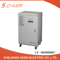 China Suppliers 20Kw Three Phase Intelligent AC Servo Motor Voltage Regulator 20kv Automatic Voltage Stabilizer